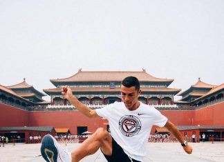 Excited to be back in China! Ready to inspire the future of football     ...