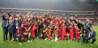 Great team effort! Thank you all for your support. Russia, here we come!!...