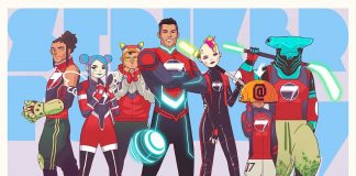 I'm bringing together some of the coolest heroes on the planet for my very own S...