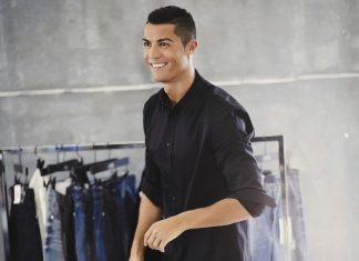 So excited to finally announce CR7 Denim is almost here and launching on 1st Jun...