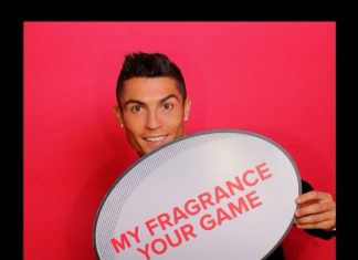 the perfect scent for Valentines day!...