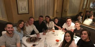David Beckham Instagram: Amazing night ... All about families and memories .... Miami all the way... cele...