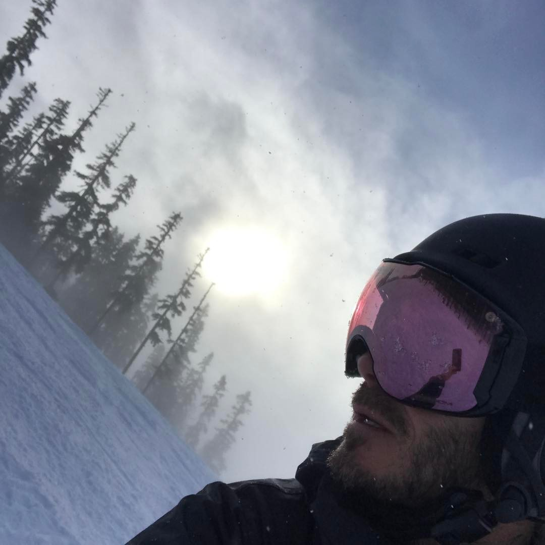 David Beckham Instagram: Don't usually post so many but it's so beautiful up here plus having a special t...
