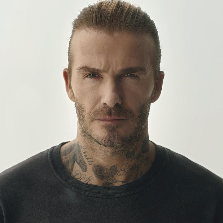 David Beckham Instagram: Join me in raising awareness and show your support for the  campaign. Let's end ...