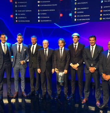 David Beckham Instagram: Not a bad line up ... Nice to see good friends ...      It was a honor to receiv...