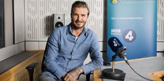 David Beckham Instagram: Really enjoyed doing the special 75th Anniversary Desert Island Discs and choosi...