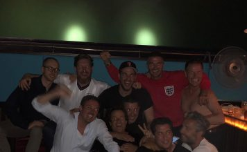 David Beckham Instagram: Seriously now I know what it feels like.... Wow .. ComeOnEngland  ...