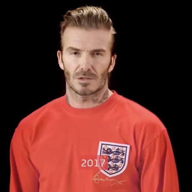David Beckham Instagram: Very proud of what we've achieved with   10 years on, it's great to see the curr...