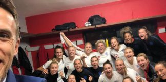 David Beckham Instagram: Well done Philip and congrats to our Lionesses    ...