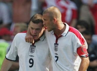 David Beckham Instagram: When this young kid aged 17 walked into this first game for his country it was l...