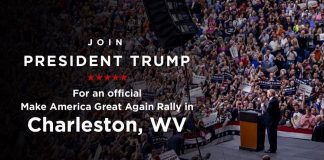 Donald J. Trump Instagram: Join me tonight at the  Civic Center in  at 7:00pmE! Tickets: ...