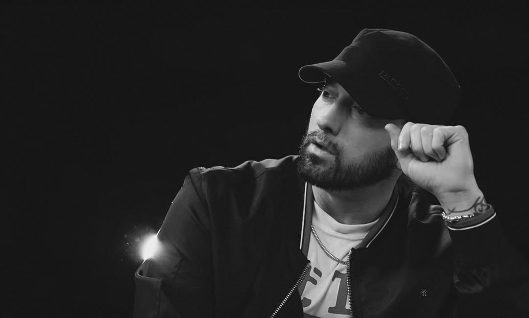 Eminem Instagram:  INTERVIEW PART 2 W/  - HIT THE LINK IN BIO...
