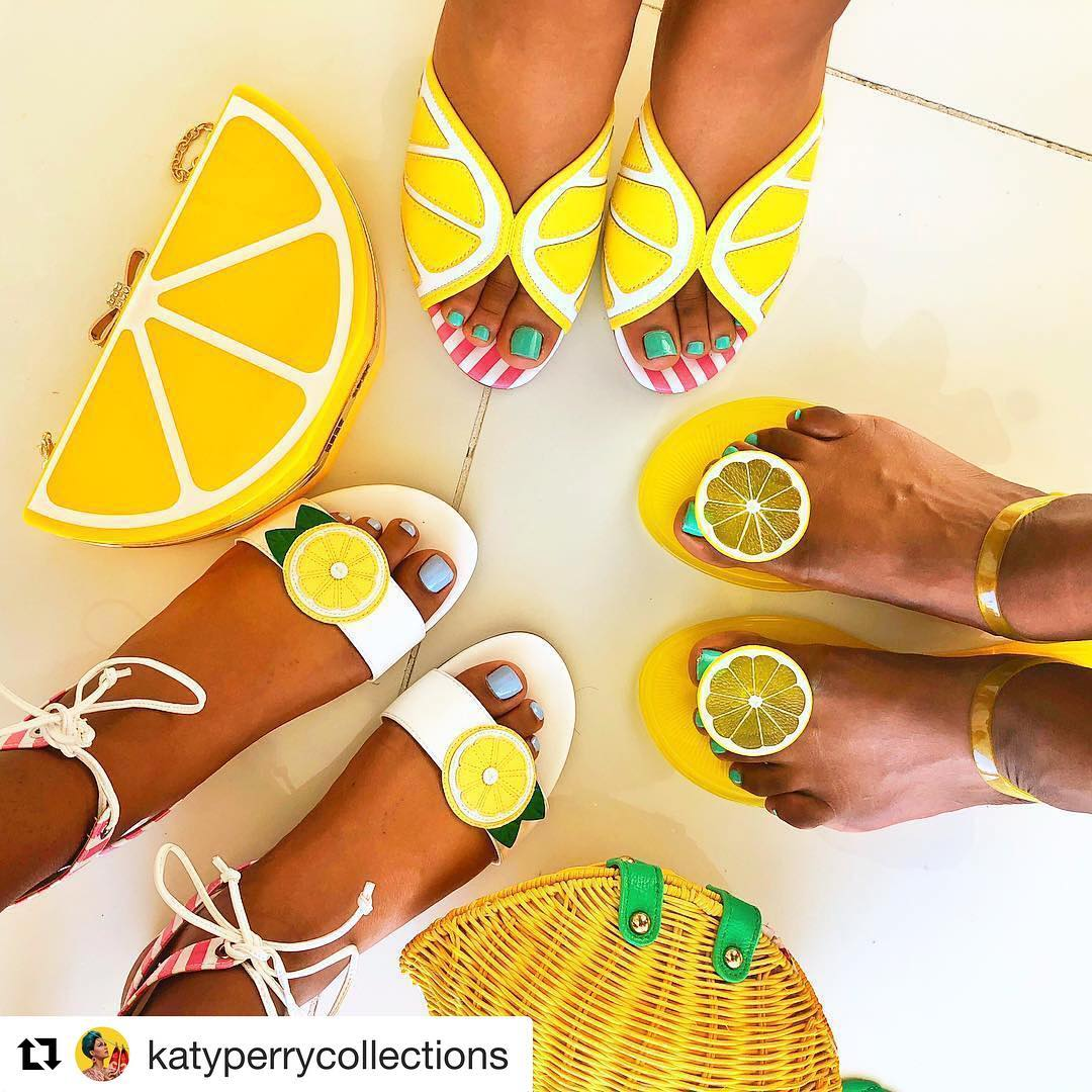 Katy Perry Instagram: Just a couple of lemon drops  RG:  ...