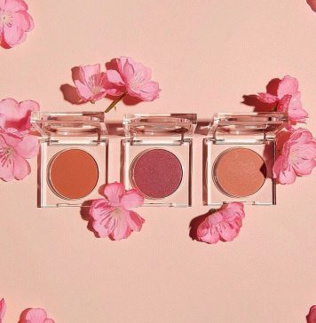 LOVE  Blossom Blushes!!! Shop them now at kkwbeauty.com...
