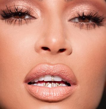 Tomorrow drops The Classic Blossom Collection!!!!  I'm wearing the lip shade 1 i...