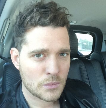 Michael Bublé Instagram: 2 years, 7 times around the world. A stop for a private gig in Vegas. No sleep, ...