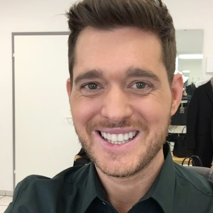Michael Bublé Instagram: Hey my loves!!! I have a special announcement!! My music video for nobody but me...
