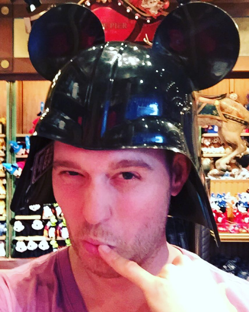 Michael Bublé Instagram: I finally watched Star Wars.  It awakened my inner 8 year old.  I don't think I'...