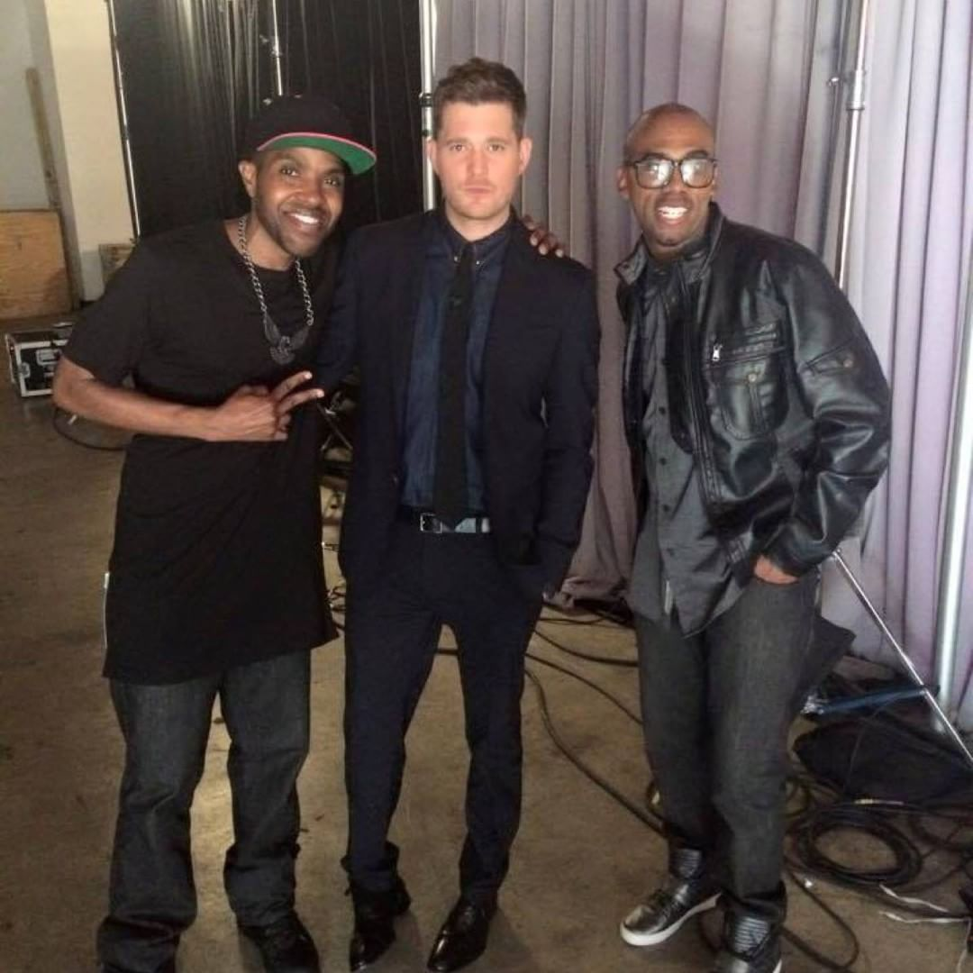 Michael Bublé Instagram: I stand by my decision on the    hope  kill it next week !!...