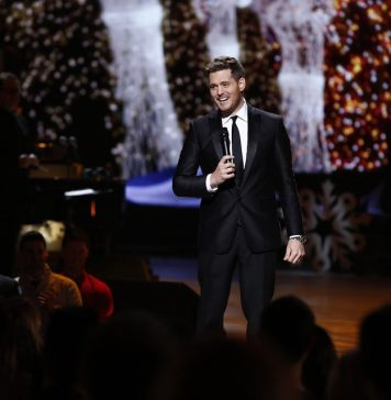 Michael Bublé Instagram: Thanks for all the support on my Christmas special guys! I hope you had as much ...