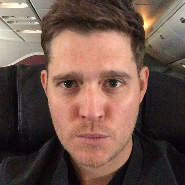Michael Bublé Instagram: Thanks for making me feel so special today. I love you all very very much !    ...