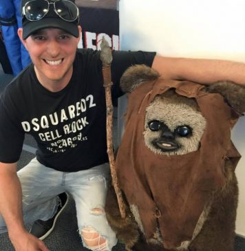 Michael Bublé Instagram: The fam and I got to nerd out at the Long Island comic con today where I met an ...