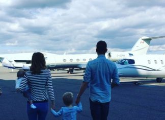 Michael Bublé Instagram: This is how the new tour begins.  Off to rehearsals.  We