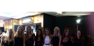 North Narrabeen 50th anniversary with these lovely ladies...