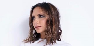 Victoria Beckham Instagram: EXCLUSIVE! My 10 Year Anniversary limited edition tee featuring the campaign sho...