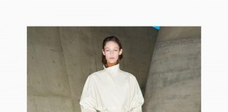 Victoria Beckham Instagram: The Belted Trench and Wide Leg Trouser x VB  victoriabeckham.com ...