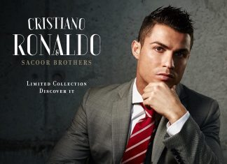 """So proud to have my very own collection at the  stores. Don't miss the new """"Cris..."""