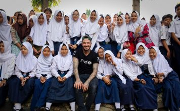 David Beckham Instagram: I've visited  twice in the past year and the people I've met have always welcome...