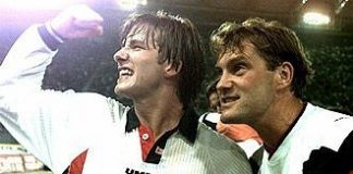 David Beckham Instagram: One of my all time hero's and someone I looked up to as a kid , keep fighting Gl...