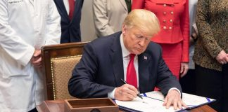 Donald J. Trump Instagram: President Donald J. Trump signs S. 2553- the Know the Lowest Price Act and S.255...
