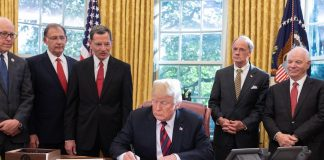 Donald J. Trump Instagram: President Donald J. Trump signs S. 3021- America's Water Infrastructure Act of 2...