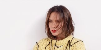 Victoria Beckham Instagram:  now out on news stands!  x Kisses from Sydney...