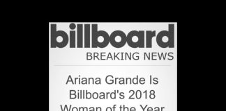 Ariana Grande Instagram: thank u  for this honor  now everybody please go out and ᵛᵒᵗᵉ...