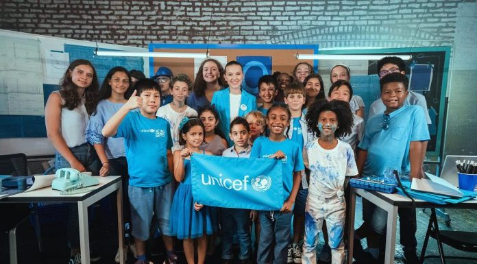 David Beckham Instagram: Congratulations  as UNICEF's newest Goodwill Ambassador! Welcome to the  family,...