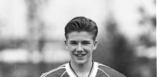 David Beckham Instagram: My dream was to always be a professional footballer... My love for the game insp...