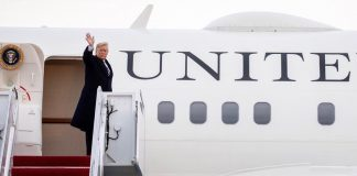 Donald J. Trump Instagram: On my way to Columbia, Missouri for a  Look forward to seeing everyone soon! Vo...