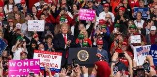 Donald J. Trump Instagram: In just 4 days, the people of Indiana are going to send Mike Braun to the United...