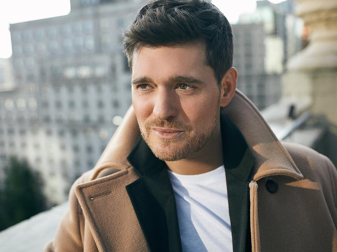 "Michael Bublé Instagram: Listen to ""Such A Night"" from Michael's new album  now! Visit MichaelBuble.com...."