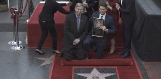 Michael Bublé Instagram: Michael received his star on the Hollywood Walk of Fame!...