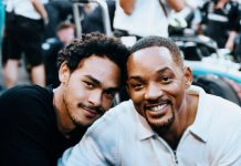 Will Smith Instagram: It has not always been like this between Trey & I.  We STRUGGLED FOR YEARS after...