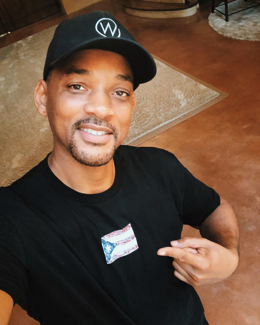 Will Smith Instagram:  You are doing absolutely inspiring work to help rebuild Puerto Rico and I'm hap...