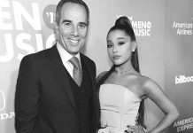 Ariana Grande Instagram: dear monte lipman and republic records, I know it ain't always easy being in bus...