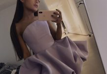 Ariana Grande Instagram: loofah of the year ...