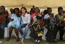 Victoria Beckham Instagram: More than 6000 adolescent girls and young women are newly infected with HIV ever...