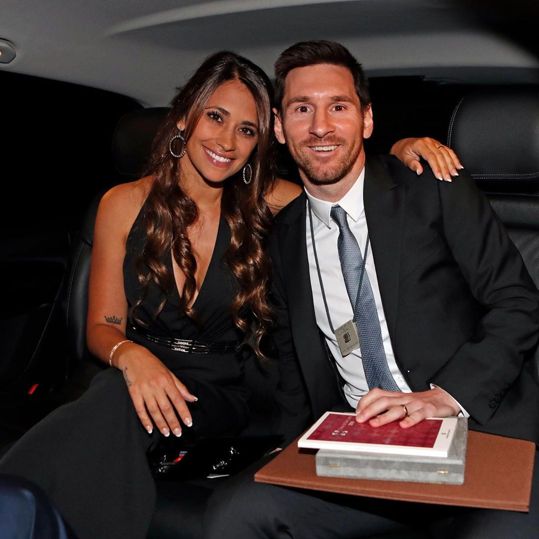 Leo Messi Instagram: ...