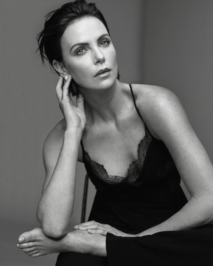 Victoria Beckham Instagram: Love this!  in the  lace trim cross back cami in  x VB ...